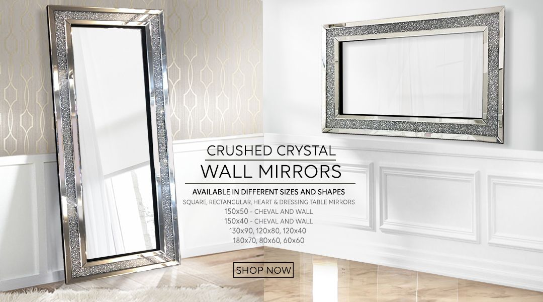 Crushed Mirrors