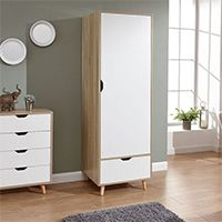 One Door Wardrobes