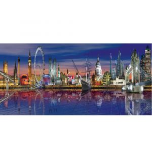 London At Night Custom Made Picture Frame