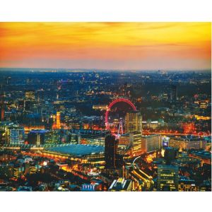 Aerial London Custom Made Picture Frame