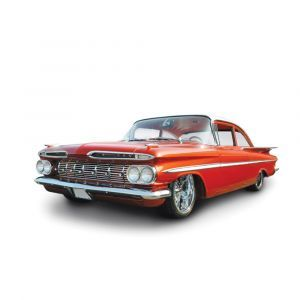 Chevrolet Bel Air Custom Made Picture Frame