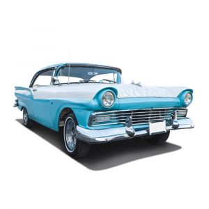 Ford Thunderbird Custom Made Picture Frame