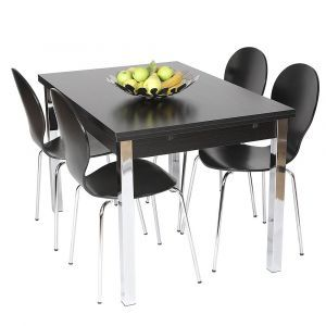 Delight Large Extending Dining Table