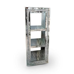 Crushed Crystal 3 Tier Display Unit (Milano)