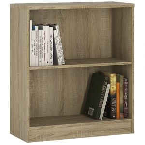 Zenith Low Wide Bookcase