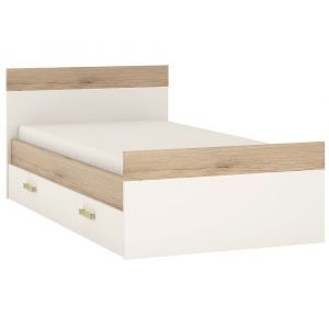 Fila Single Bed With Under Drawer Alternative