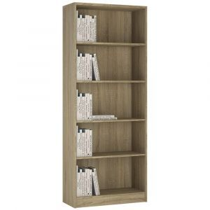 Zenith Tall Wide Bookcase