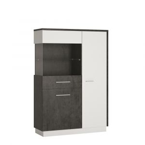 Zeal Low Display Cabinet (Lh)