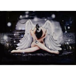 Angel Custom Made Picture Frame