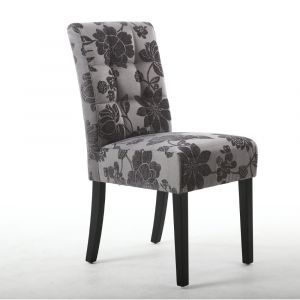 Swatch Flowered Dining Chair (Pack Of 2)