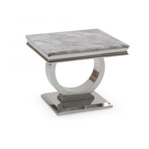 Chelsea Marble Lamp Table