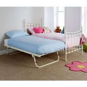 Snowflake Day Bed And Trundle Alternative