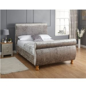 Cactus Sleigh Bed