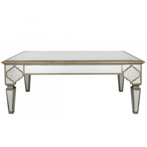 Mirrored Masira Coffee Table Alternative