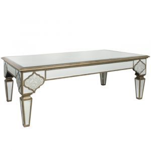 Mirrored Masira Coffee Table