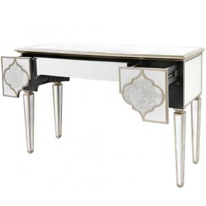 Mirrored Masira Console/Dressing Table Alternative