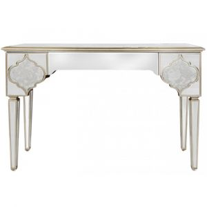 Mirrored Masira Console/Dressing Table