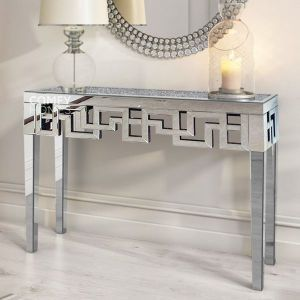 Crushed Crystal Top Meandros Console (Milano) Alternative