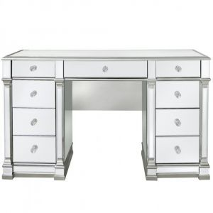 Mirrored Alivia Dressing Table