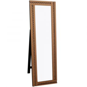 Floating Gems Cheval Mirror