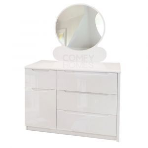 Glow Drawer Chest/Dressing Table