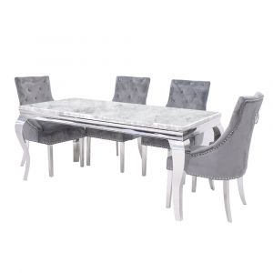 Lewis Marble Dining Table