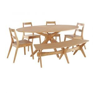 Moonstone 190Cm Dining Table