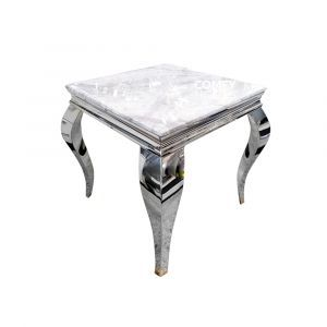 Lewis Marble Side Table