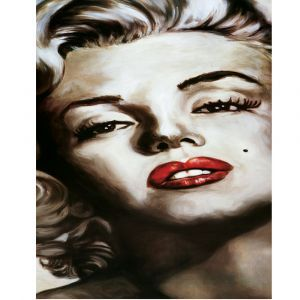 Marilyn Monroe Close Up Custom Made Picture Frame