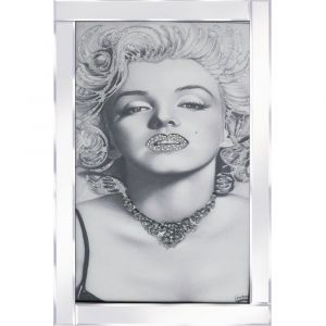 Marilyn Monroe Mirrored Picture Frame