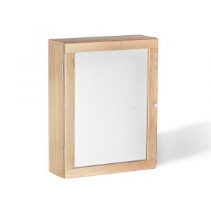 Opal Mirrored Wall Cabinet