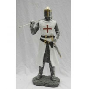 Warrior With White Tabard Ornament