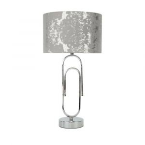 Paperclip Style Table Lamp