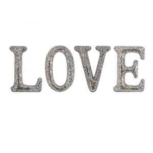Mirrored Mosaic Love Letters