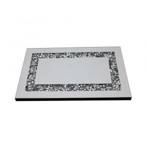 Milano Rectangle Candle Plate