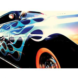 Racing Car Custom Made Picture Frame