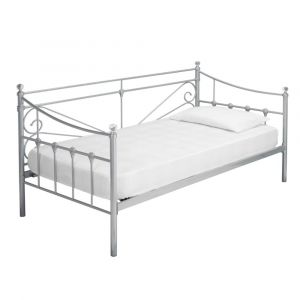 Silver Day Bed
