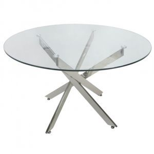 Nora 130Cm Round Dining Table