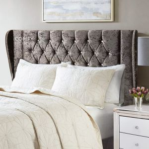 Winged (Headboard Only)